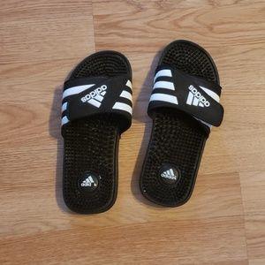 Adidas Slides Size Youth 5